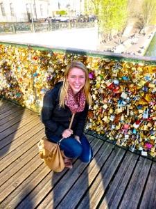 lock bridge and me