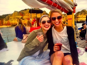 sangria boat cruise
